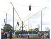 Прыгалка Веселые подтяжки ( Кенгуру ) 4 местный