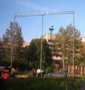 Прыгалка Велелые подтяжки ( Кенгуру ) 2-местный