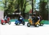 Мотоцикл с вибрацией