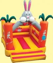Батут надувной «Кролик»