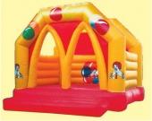 Батут надувной «Макдональдс»