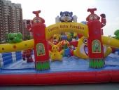 Батут «Центр Детский Рай»